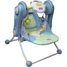 Primii Pasi - Leagan electronic bebelus cu jucarii