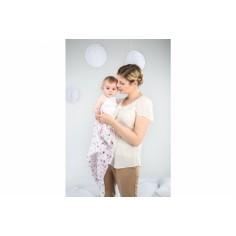 Babymoov – Paturica din muselina cu design Mademoiselle