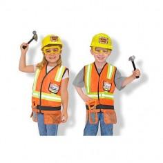 Melissa & Doug - Costum de carnaval (jocuri de rol) Constructor