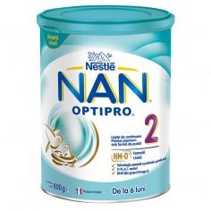 Nestle Nan2 Optipro, 800g - de la 6 luni