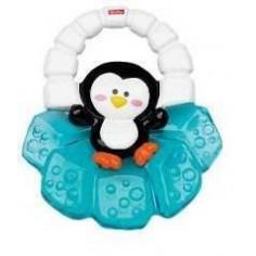 Fisher-Price - Jucarie pentru dentitie- pinguin