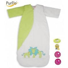 Purflo - Sac de dormit PurFlo, brodat 18+ luni 110 cm