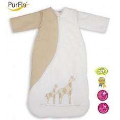 Purflo - Sac de dormit PurFlo, brodat 9-18 luni 90 cm