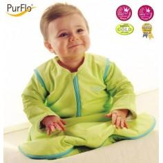 Purflo - Sac de dormit PurFlo, uni 0-3 luni 55 cm
