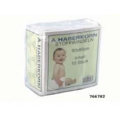 A.Haberkorn - Scutece 100% BBC 80 x 80 cm 10/set