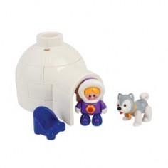 Tolo Toys - Set de joaca Polar Iglu