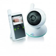 Philips Avent - Sistem VIDEO de monitorizare copii SCD 600 / 00