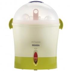 Beaba - Sterilizator electric biberoane 6 minute - Pastel/ Gipsy