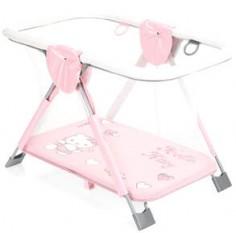 Brevi - Tarc de joaca pentru copii SOFT & PLAY - Hello Kitty