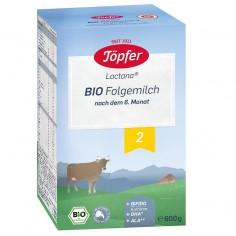 Topfer Bio 2, Formula de Lapte, +6 luni, 600 g
