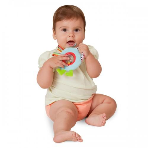 Taf Toys - Inel gingival Cerculetul vesel - 2 modele