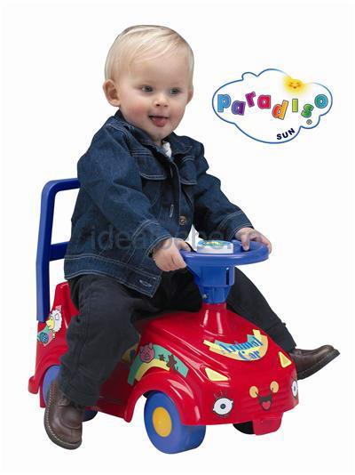 Paradiso - Baby Taxi