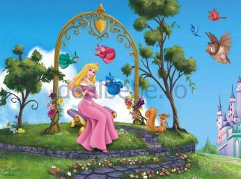 Dino - Sleeping Beauty 24 piese