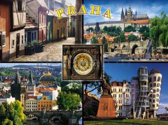 Dino - Magical Prague 1500 piese
