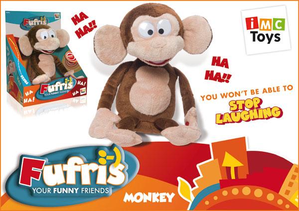Imc Toys - FUNNY FRIENDS MAIMUTICA