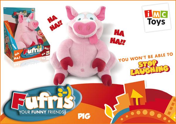 Imc Toys - FUNNY FRIENDS PURCELUS