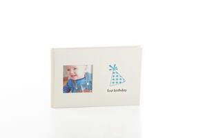 Pearhead - Album foto prima aniversare bleu