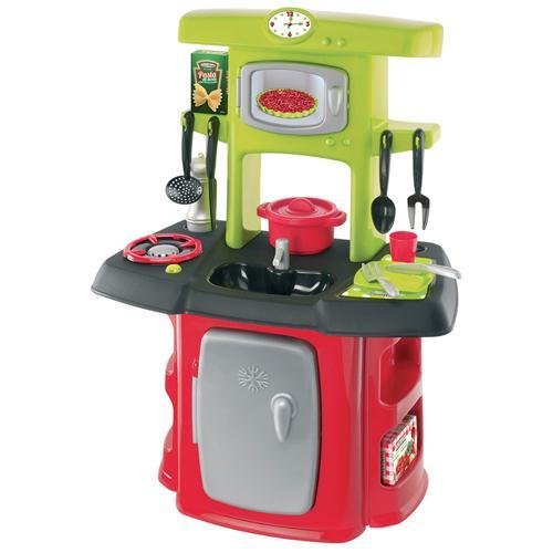 Ecoiffier bucatarie loft for Cocina juguete carrefour
