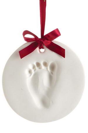 Pearhead - Babyprints ornament pentru Craciun