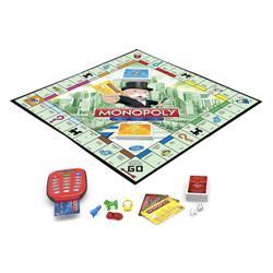 Hasbro - Joc de Societate Monopoly Banca Electronica
