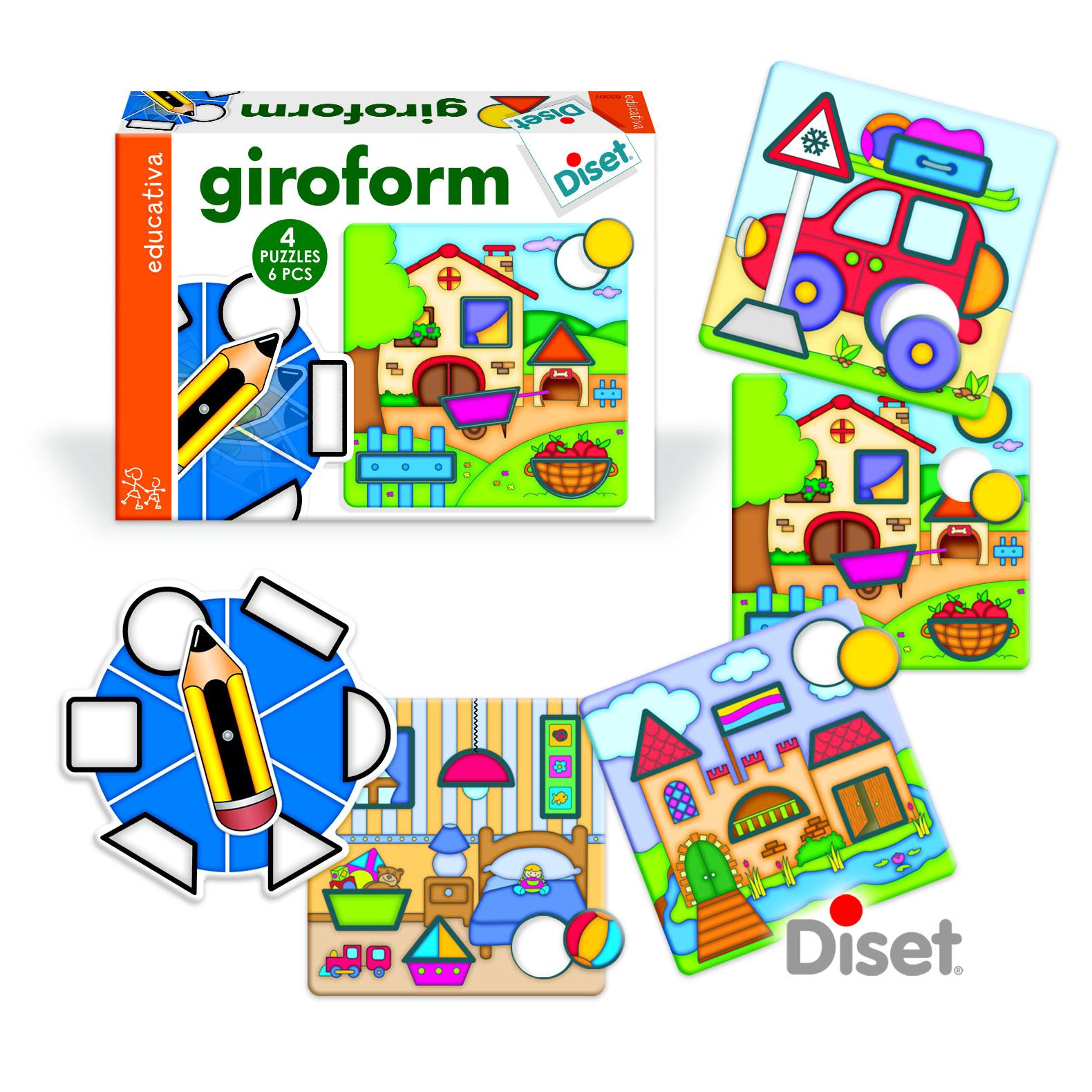 Diset - Giroform
