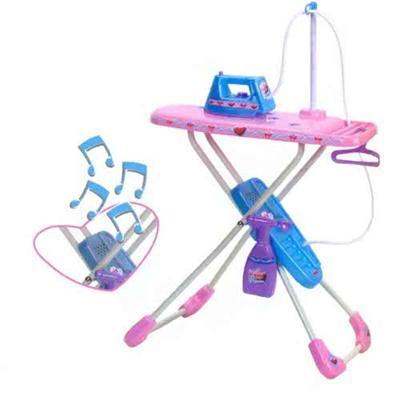 Coloma - Masa de calcat cu sunet si accesorii