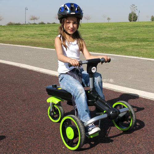 Baby Trike - Kart cu pedale Alien