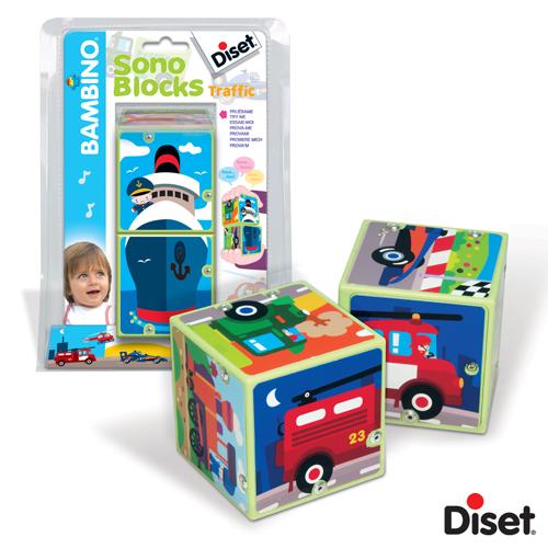 Diset - Sono Blocks - Trafic