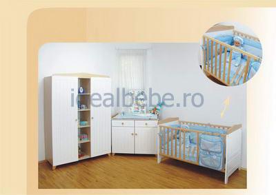 Bretco Design - Dormitor CREMA