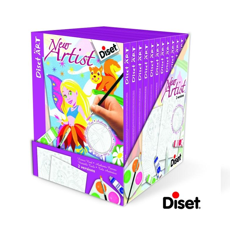 Diset - Micul artist plastic