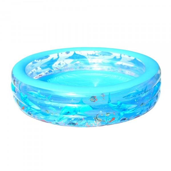 Bestway Piscina Gonflabila Deluxe Crystal Pool