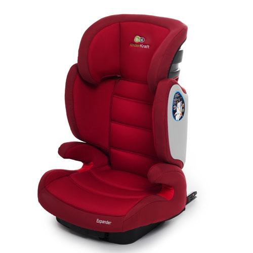 Kinderkraft - Scaun auto Expander Red Isofix