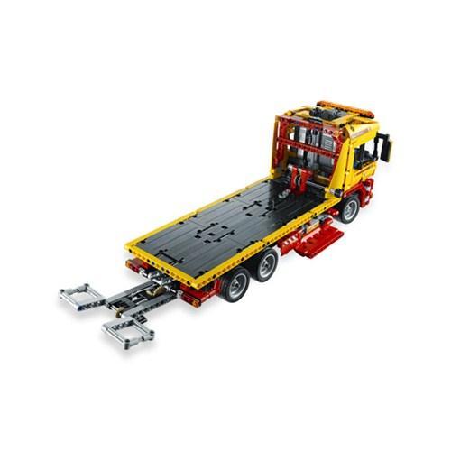 lego technic camion cu platforma 2 in 1. Black Bedroom Furniture Sets. Home Design Ideas