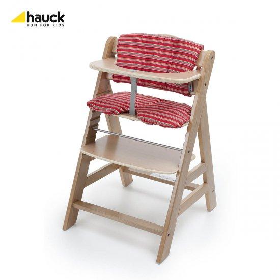 hauck scaun masa din lemn alpha caramel. Black Bedroom Furniture Sets. Home Design Ideas