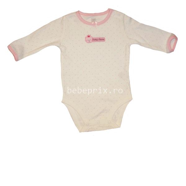 Carters - Body bebe Kitty Pink