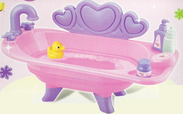Sweet Baby - Cadita de baie cu sunete