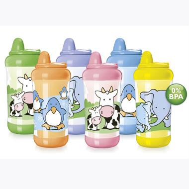 Philips Avent - Cana termoizolanta 260 ml, +12 luni fara BPA