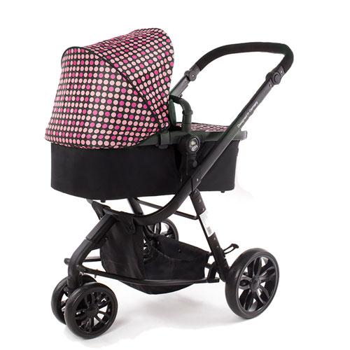 Kinderkraft - Carucior 2 in 1 Trend Purple