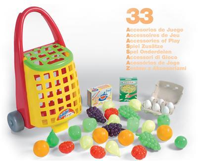 Palau Toys - Carucior pentru cumparaturi