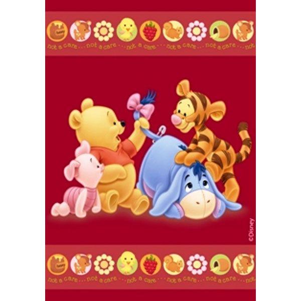 Disney Baby - Covoras Baby Pooh 100x150 cm (402) Disney