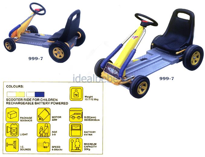Jucarii Diverse - KART ELECTRIC 9997