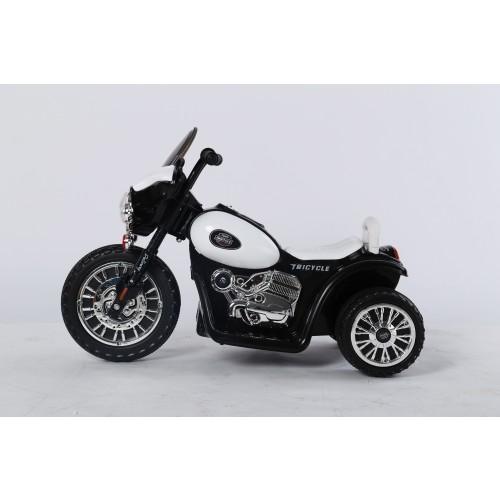 Motocicleta electrica 568 negru