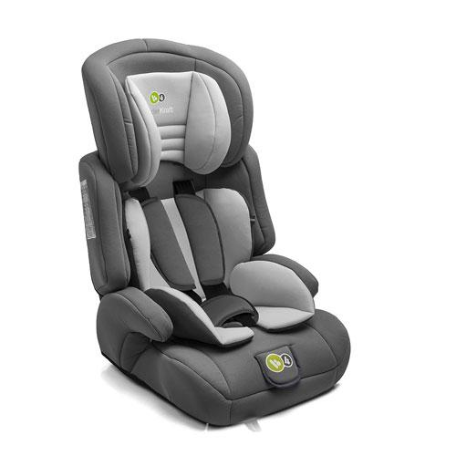 kinderkraft scaun auto comfort up grey 9 36kg. Black Bedroom Furniture Sets. Home Design Ideas