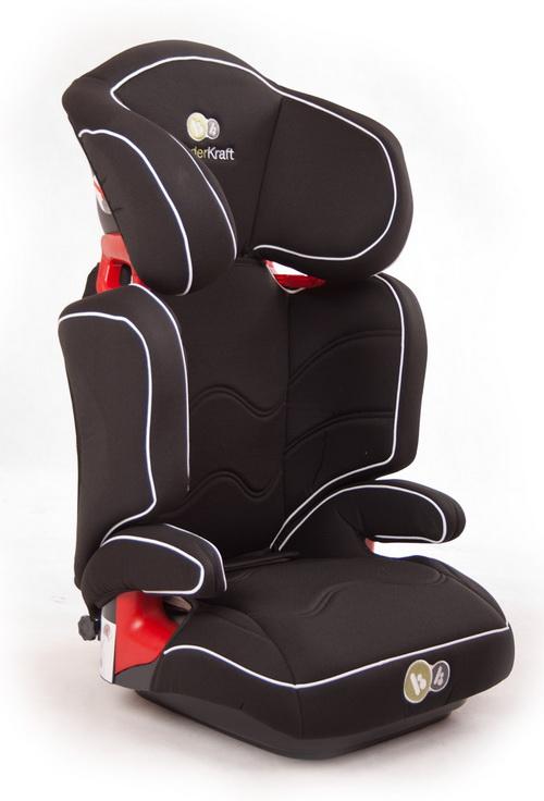 KinderKraft - Scaun auto Junior Black