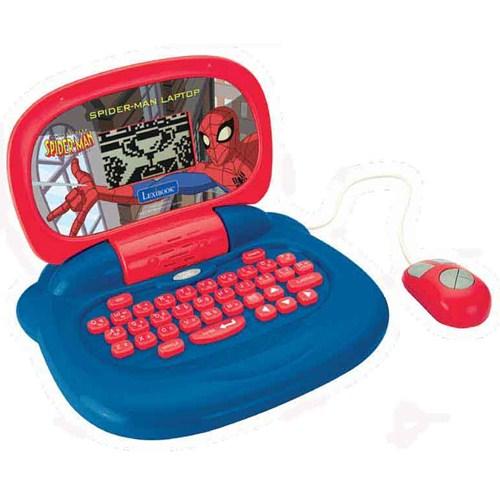 Lexibook - Laptop Spider-Man 24 Activitati