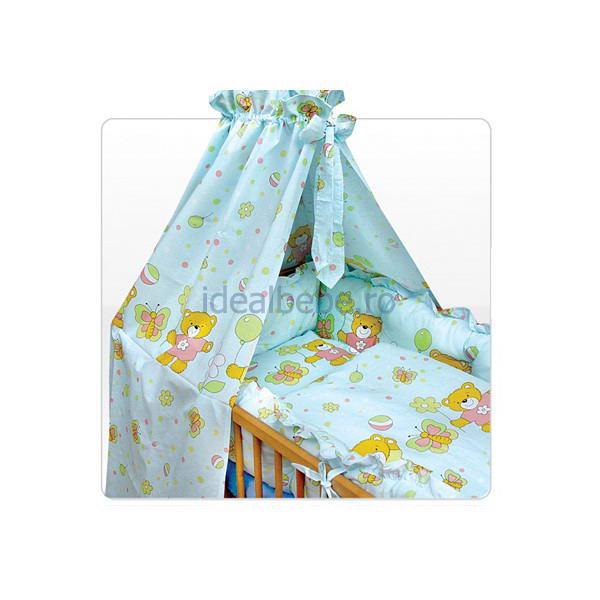Bertoni - Set lenjerie de pat cu baldachin