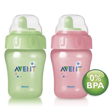 PHILIPS AVENT - Cana Magic 200 ml fara BPA