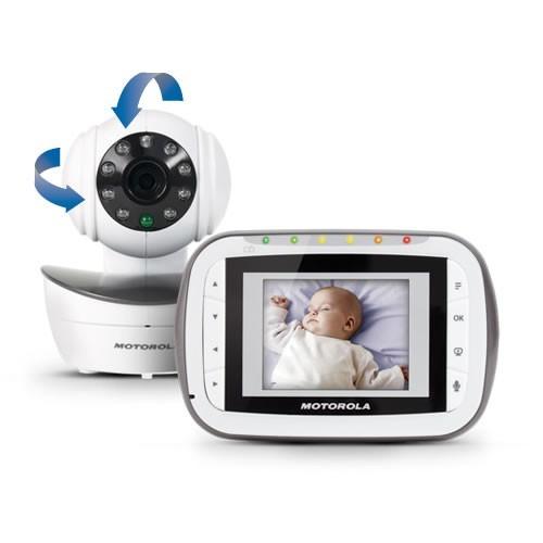 Motorola videofon digital bidirectional cu ecran de 3 5 for Photo ecran motorola