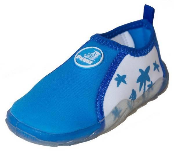 FREDS SWIM ACADEMY - Pantofi de plaja si apa copii, bleu