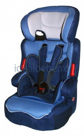 Kids im Sitz - Scaun auto Be Line SP Luxe